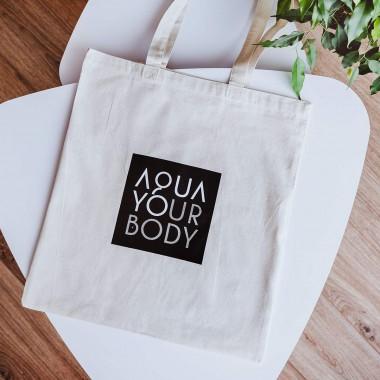 Torba ekologiczna AQUA YOUR BODY!
